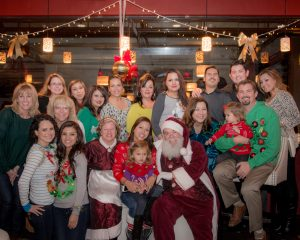 Christmas party at Cullen Insurance