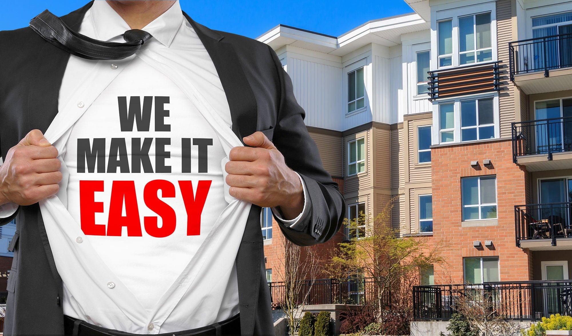 Easy condo insurance