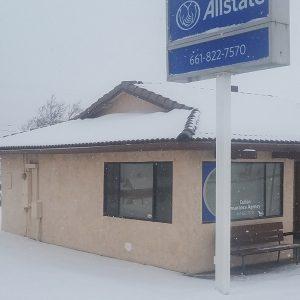 Cullen Insurance agency in Tehachapi