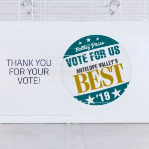 Vote for Antelope Valley's Best Insurance
